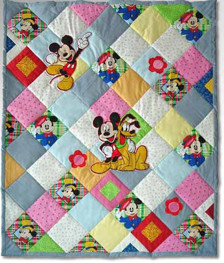 Kinderdecke Mickey Mouse